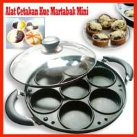 Happy Call Cetakan Kue Martabak Mini 7 Lubang Datar