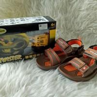 Sandal Cowo Anak Homyped Falcon 02 + Hadiah Coklat
