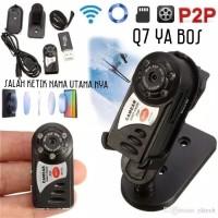 Q7 - Mini DV wifi - IP Spy Camera Cam 1080p infra Red Night vision