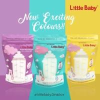 Little Baby Breastmilk Storage 120 ML - Kantong / Plastik Asi