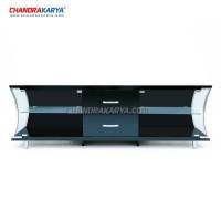 TV Cabinet - Minimalis - Quality 709 - Hitam