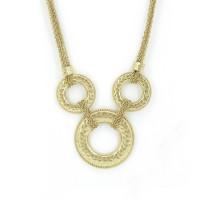 Sophie Paris Landra Necklace Gold-N01017G1