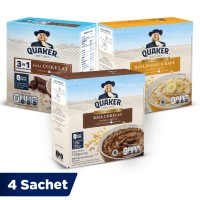 Quaker New Trial Package