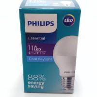 Lampu LED philips 11 watt / bohlam philips 11 watt
