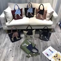Tas Fashion Korea Kanvas Tote Bag
