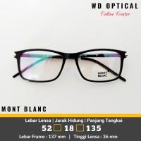 Frame Kacamata Murah Pria/Wanita/Fashion/Sporty BV 09