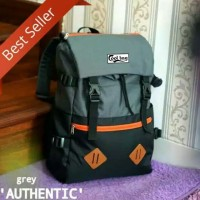 CoolBag Authentic Tas Ransel Korean Backpack Style (Free Rain Cover)