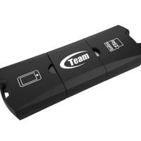 TEAM Smart Dual Drive OTG & Flashdisk Drive - Micro Sd Reader M141
