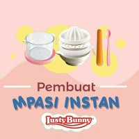 LUSTY BUNNY BABY FOOD MAKER