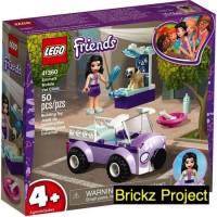 Lego Friends 41360 Emma's Mobile Veterinary Clinic