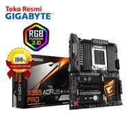 Gigabyte Motherboard ATX Socket TR4 8 x DDR4 [X399 AORUS Pro]