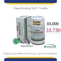 Herbal Kapsul Ekstrak Binahong Tazakka Herbal Diabetes @60 Tazakka