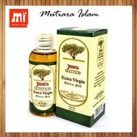 Minyak Zaitun 60ml Jadied Extra Virgin Olive Oil Herbal Kolesterol