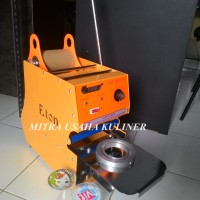 Mesin cup sealer khusus gelas AQUA ETON ET-D6