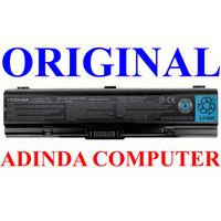 Baterai Laptop Toshiba A200 A300 A500 PA3534U-1BRS PA3533U-1BAS ORI