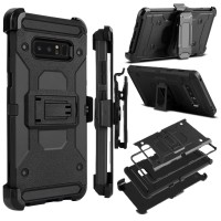 Samsung Galaxy Note 8 XGEAR Armor w/ Holster Case Full Protection