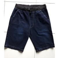 Celana Pendek | Pinggang Karet | Celana Kolor | Jeans | Celana Santai