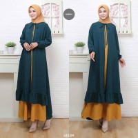 GAMIS STACKED ROBE UF3219