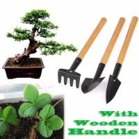 Alat Taman Berkebun Mini Garden Tools Shovel Rake