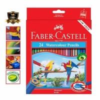 Faber Castell Pensil Warna 24 Watercolour Pencils