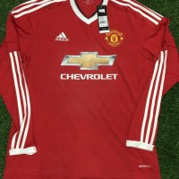 Jersey ORIGINAL Manchester United Home Longsleeve 15/16 from Adidas