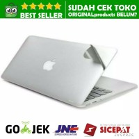 STICKER DECAL MACBOOK PRO TOUCH BAR OR NON NEW 13 15 2016 2017 GREY