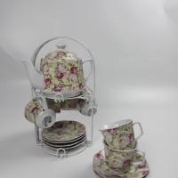 Tea Set - Cangkir Set + Teko Vicenza CA-78