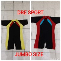 Baju renang diving dewasa JUMBO unisex 4L,5L,6L