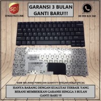Keyboard Laptop ORIGINAL Dell Latitude 2120 2100 2110 2120 HITAM