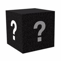 Mystery box / kotak misteri mainan anak cow secret box. 100.000