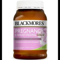 Sale Blackmores Pregnancy And Breast Feeding Gold 180 Capsules