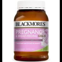 BERKUALITAS Blackmores Pregnancy and Breast Feeding Gold 180 Capsule