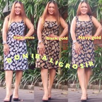dress bali dress smoke serut dada