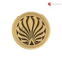 Cover Soundhole Acoustic Wood
