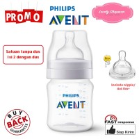 Botol susu Avent Philips Classic bottle 125ml 125 ml