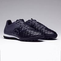 Sepatu bola dewasa sepatu futsal agility football boots black grey