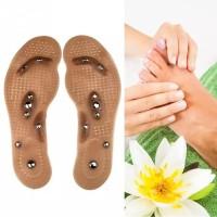 Insole terapi / sol sepatu terapi kesehatan magnetik / alas sepatu