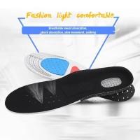 Insole dalam sepatu sneaker / Shoe pad silicone alas kaki sepatu gel