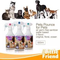 Bio Ion Spray Untuk Jamur Scabies Demadex Anjing Kucing Hewan - BIOION