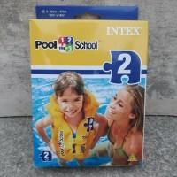 INTEX rompi renang anak 3-7 tahun - pelampung ban swim