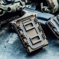 TMC Tactical Scorpion G Code Pistol Magazine 9mm Fastmag Pouch Small