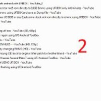DVD TUTORIAL UFI BOX DAN UFI DONGLE