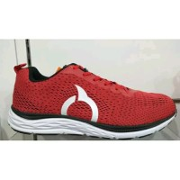 SEPATU RUNNING ORTUSEIGHT VECTOR RED WHITE