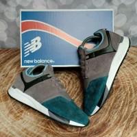 Sepatu New Balance MRL 247 Revlite Luxe Tosca Grey - Premium Import