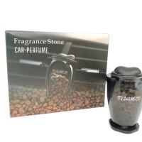 Pengharum mobil/parfum mobil aroma kopi model batu padat