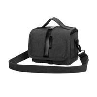 Tas Canvas Fashion Minimalis Sling Bag Case Kamera Mirrorless U