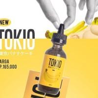 LIQUID TOKIO BANANA TOKYO BANANA 60ML BERCUKAI BY DJUREKZ