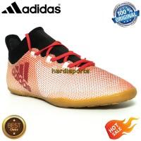 Sepatu Futsal Pria Adidas X Tango 17.3 IN CP9140 - Ashgre ORIGINAL
