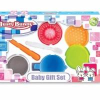 Lusty Bunny Feeding Set Alat Pembuat Bubur Food Maker Perasan Jeruk 2