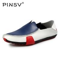 Sepatu Pinsv Sepatu Pria Sepatu Musim Gugur Mengemudi Sepatu Kasual